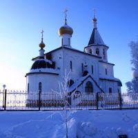 Храм всех Святых Нефтеюганск!!!!!, Нефтеюганск