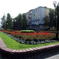 Центр города, Нефтеюганск