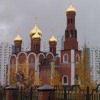Храм Рождества Христова.г.Нижневартовск, Нижневартовск