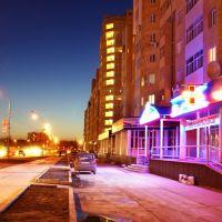 Новые дома по ул. 60 лет Октября, Нижневартовск