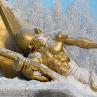 *** Памятник землякам, погибшим в Отечественной войне ***, Нижневартовск