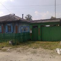 Дом на улице Комарова, Нижняя Тавда