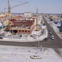 Таёжная-Ямальская, Новый Уренгой