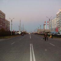 Ленинградский проспект, Новый Уренгой
