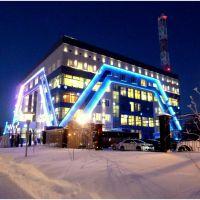 Gazprom office building -Pyramide, Ноябрьск