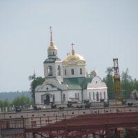 Храм в г.Нягань 2009, Нягань