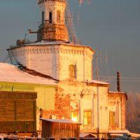 Свято-Троицкий монастырь, Октябрьское