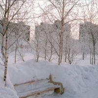 Зима, Радужный