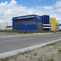 спортивный комплекс, Радужный