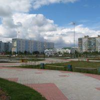 5-ЫЙ микрорайон, Радужный