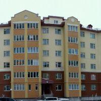 Arkticheskaya street  20, Салехард