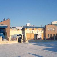 выставочный комплекс, Салехард