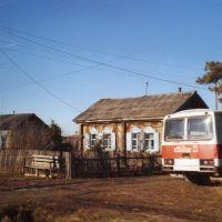 Le bus à Sladkovo, Сладково