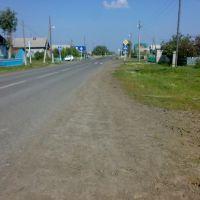 по ул.Мира 2009, Сладково