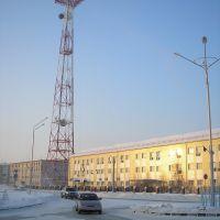 Здание телекома (26.01.2006), Советский