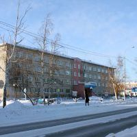 Здание РОВД (30.01.2011), Советский
