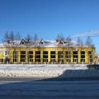 Корпус профессионального колледжа (30.01.2011), Советский