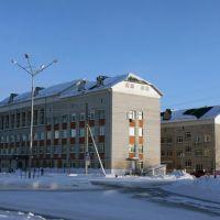 Корпуса поликлиники  (30.01.2011), Советский