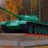 Т-55, Советский