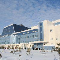 Сургутский университет (апрель 2009), Сургут