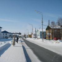 улица Юбилейная, Тарко-Сале