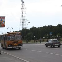 Remezova street, Тобольск