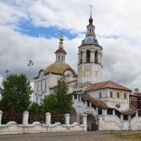 Храм Архангела Михаила, заложен в 1745г., освящен в 1759г., Тобольск