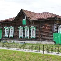 Памятник сибирской деревянной архитектуры XIX века ~SAG~, Тобольск