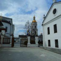 внутренний двор Тобольского кремля, Тобольск
