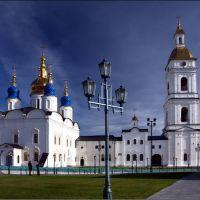 Tobolsk Kremlin - В тобольском кремле, Тобольск