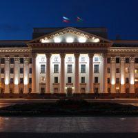 *** Здание администрации Тюменской области ***, Тюмень