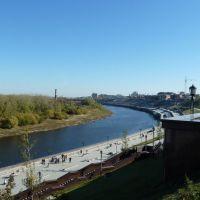 набережная р.Туры (Тюмень) (Tura river Tyumen), Тюмень