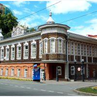 Дом В.С.Поповой, 1911 год, Тюмень