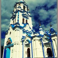 Знаменский кафедральный собор, Тюмень