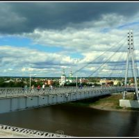 bridge lovers*Мост влюбленных*, Тюмень