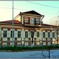 Дом Ф.И.Ушакова (XIX век), Тюмень