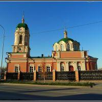 Ильинский женский монастырь, Тюмень