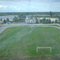 Стадион Нефтяник, Урай