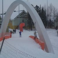 мостик, Ханты-Мансийск