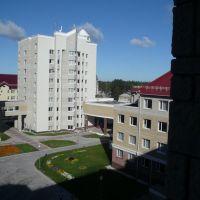Внутренний двор ЮГУ ~SAG~, Ханты-Мансийск