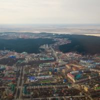 Ханты-Мансийск с воздуха 2, Ханты-Мансийск
