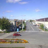 Вид с ГДК, Ялуторовск