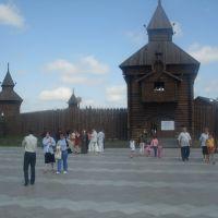 Ялуторовский острог, Ялуторовск