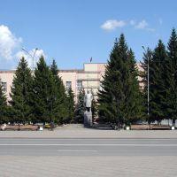 Администрация города, Ялуторовск