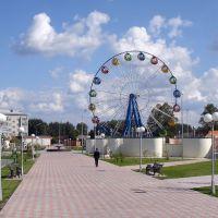Парк культуры и отдыха, Ялуторовск