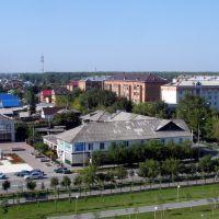 Вид с колеса, Ялуторовск