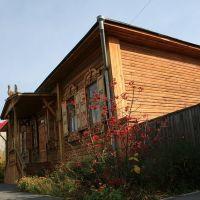 Музей Дом природы, Ялуторовск