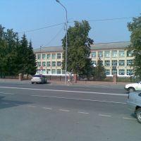 Школа №1 Ялуторовск, Ялуторовск