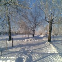 Старое кладбище, Ялуторовск