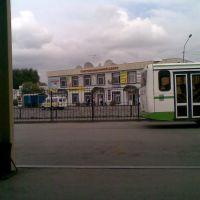 Автовокзал, Ялуторовск